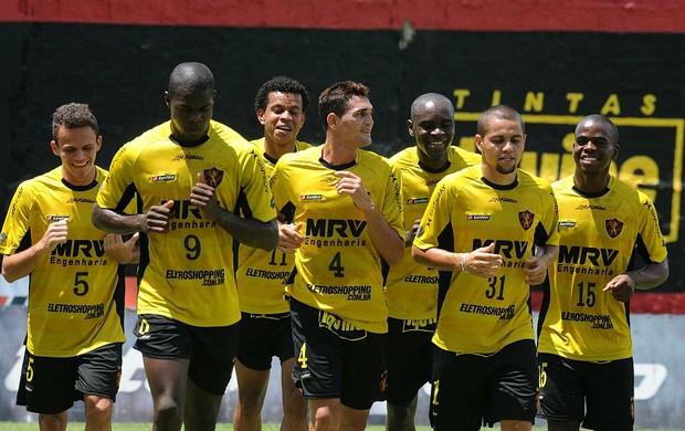 sport treino (Foto: Aldo Carneiro / GloboEsporte.com)