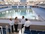 Eduardo Paes visita Parque Olímpico e promete Velódromo pronto a tempo