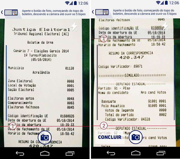 Você Fiscal é um app para fiscalizar e dar transparência às eleições em 2014(Foto: Divulgação/Você Fiscal)
