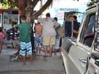 Caminhão desgovernado atropela homem deitado em rede na Paraíba