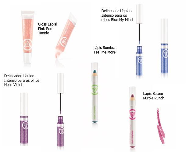 Confira os produtos que o maquiador usou em Manu Gavassi (Foto: Divulgação)