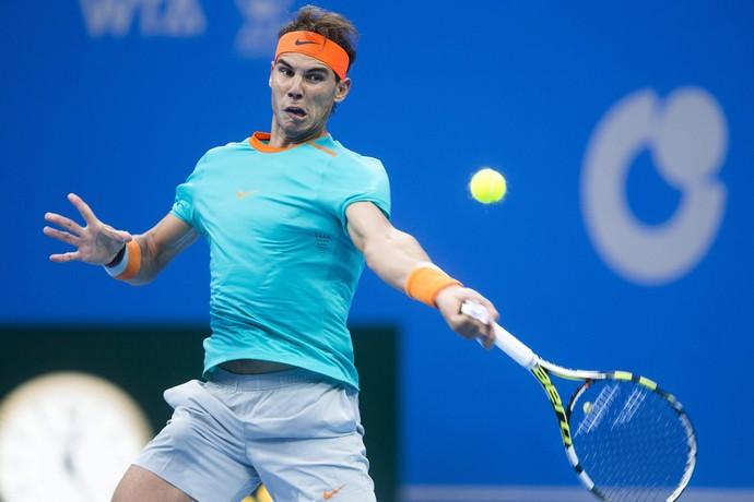Rafael Nadal, ATP de Pequim (Foto: EFE)