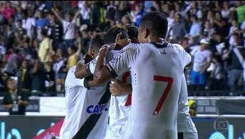Vasco passa pelo Remo na Copa do Brasil com ajuda da garotada