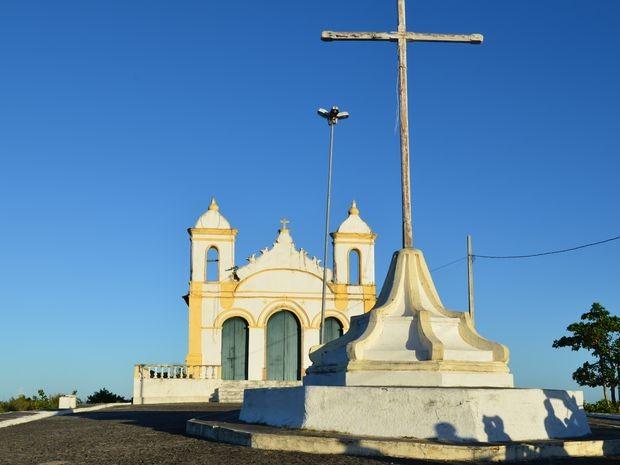 Laranjeiras chama a atenção de quem visita pelos casarões e igrejas feitas entre os séculos XVII e XIX  (Foto: Fredson Navarro / G1)