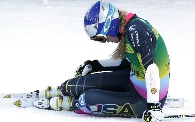 Lindsey Vonn esqui alpino Copa do Mundo de Aspen (Foto: Reuters)