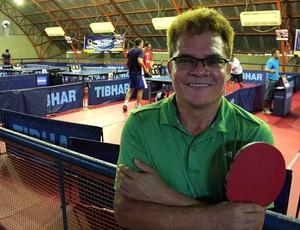 tênis de mesa amazonas (Foto:  Mauro Neto/ Semdej)