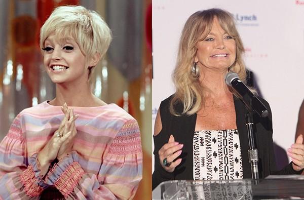 Goldie Hawn (Foto: Reprodução / Getty Images)