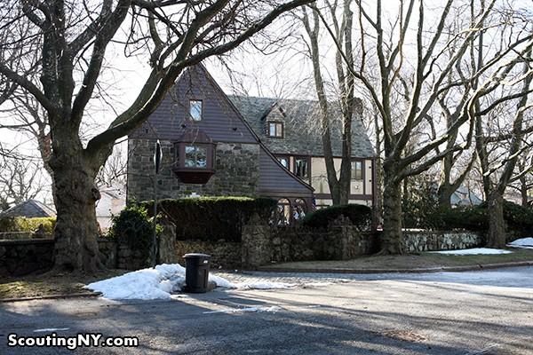 Casa atualmente (Foto: Reprodução/Scouting New York)