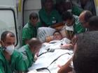 Jovem baiano com mais de 260 quilos chega ao hospital Roberto Santos
