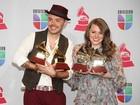 Caetano leva Grammy com Ivete e Gil e prêmio de personalidade do ano