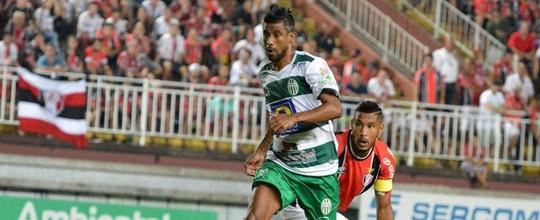 Após 2º jogo, Léo Moura afirma ter acertado na escolha (Sidnei Batista/CA Metropolitano)