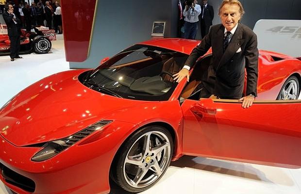 Presidente da Ferrari usa futebol para criticar simuladores na F1 (Foto: Divulgação)