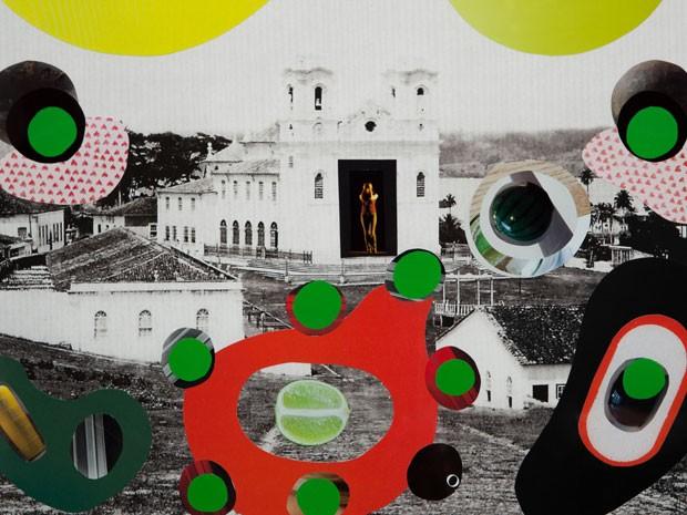 Exposição está dividida em três fases: passado, presente e futuro (Foto: Bel Barbosa/Divulgação)