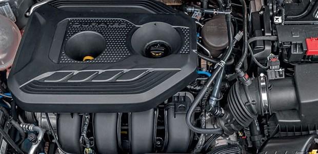 Motor 1.5 do Ford EcoSport (Foto: Autoesporte)