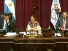 Argentina paga dívida aos fundos 'abutres' e país deixa a moratória
