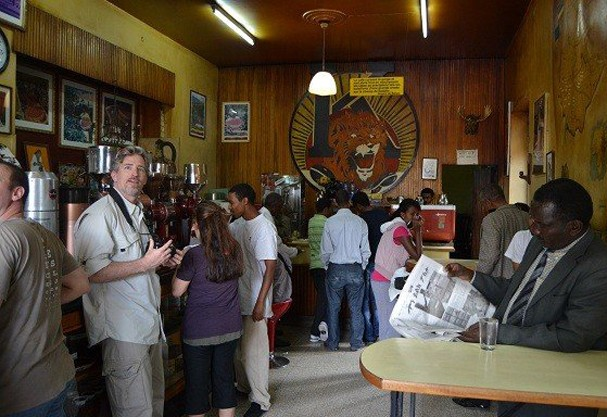 cafeteria Tomoca (Foto: Reprodução)