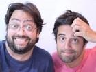 Fernando Caruso e Rafael Studart apresentam comédia 'Solo Junto'