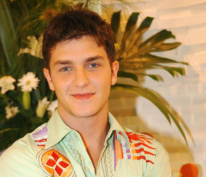 Klebber Toledo ganhou seu primeiro papel na Globo em 'Malhação', em 2007 (Foto: TV Globo)