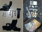 Cinco são presos com armas de fogo em Rio Branco durante operação