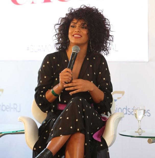 Raissa Santana (Foto: Reginaldo Teixeira)