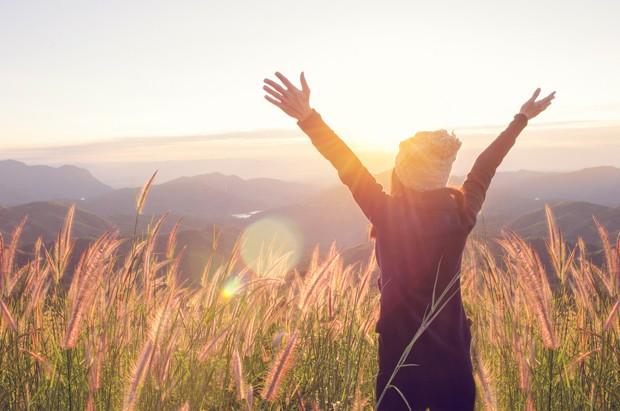 felicidade (Foto: Thinkstock/Getty Images)