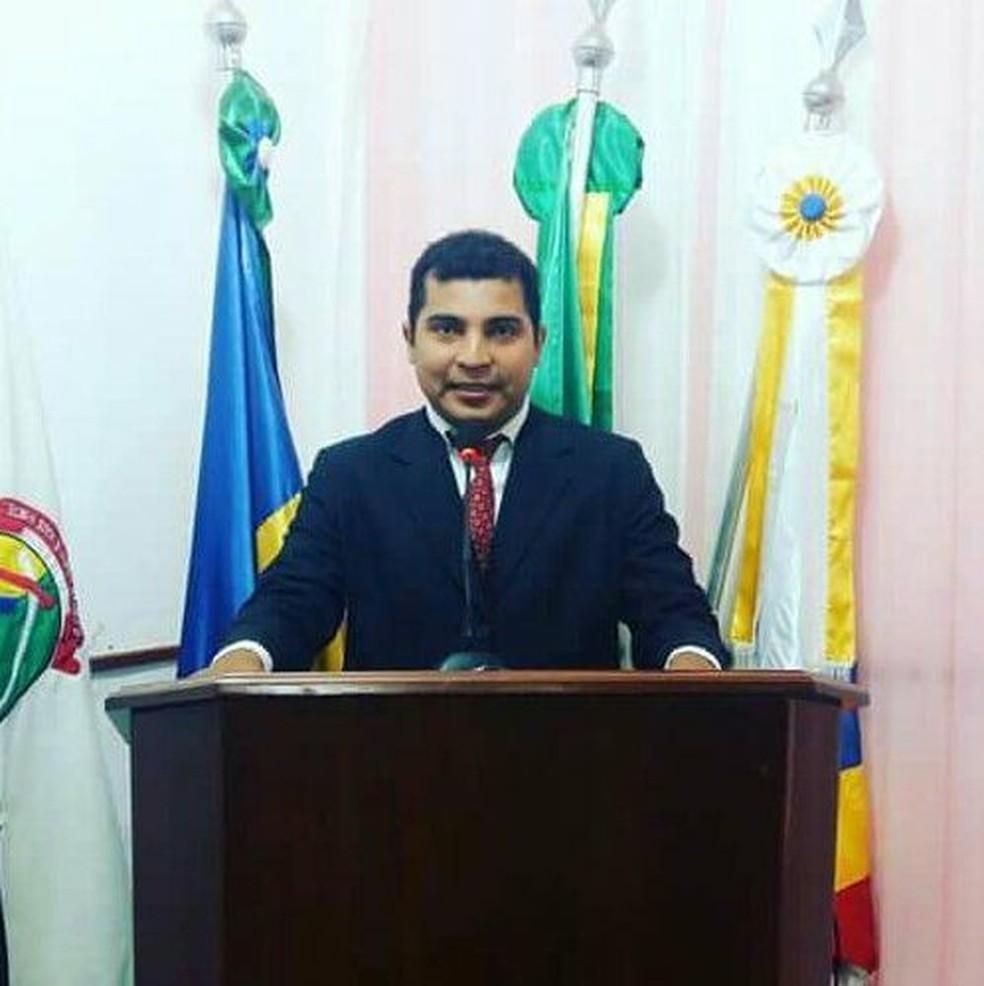 Vereador Eduardo Paes (Foto: Eduardo Paes/Facebook)