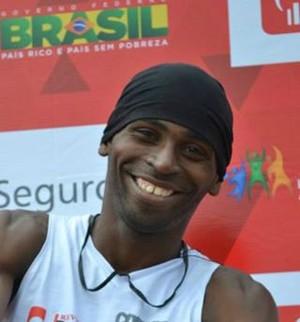 Pablo Maratona de SP euatleta (Foto: Arquivo pessoal)