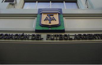 Associação do Futebol Argentino  tem dívida que supera R$ 100 milhões