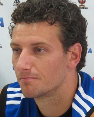 Elano Coletiva Flamengo (Foto: Thales Soares)