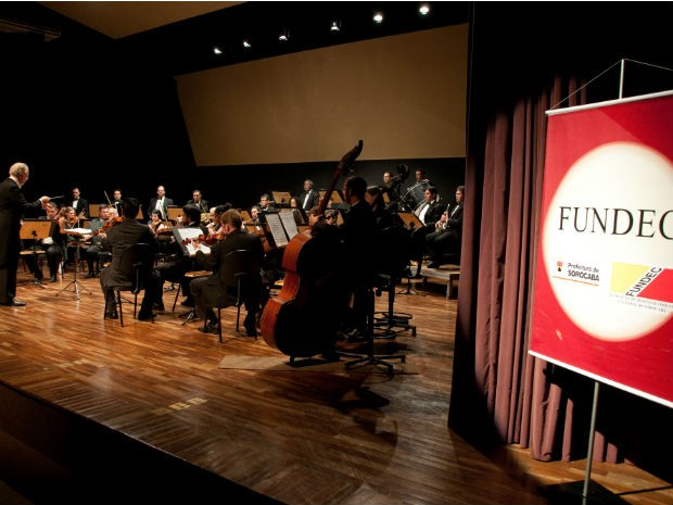 Apresentação da Orquestra Sinfônica será na Sala Fundec (Foto: Divulgação)