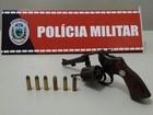 PM detém 25 pessoas e apreende 20 armas durante fim de semana na PB