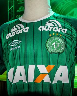 98a2d32bdfa47 Palmeiras pede para usar camisa da Chape na última rodada do Brasileirão