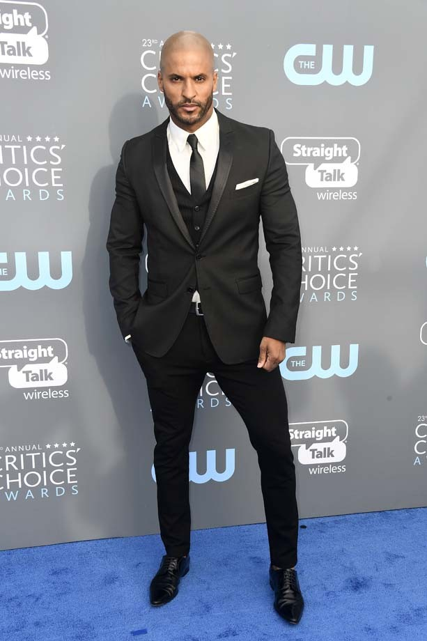 Ricky Whittle (Foto: Getty Images)