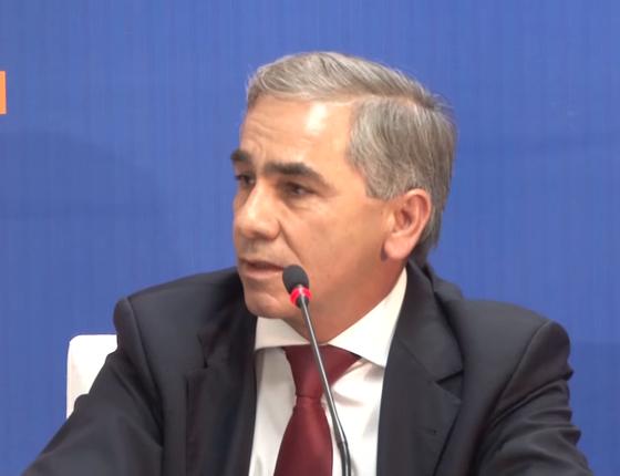 Joaquim Lima, da Secretaria de Programa de Parcerias de Investimentos (PPI) (Foto: Reprodução/ Youtube)