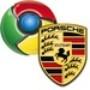 Tema Porsche para Google Chrome