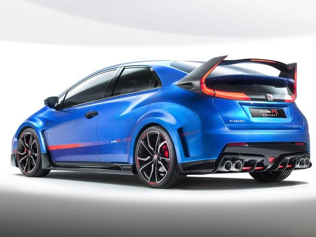 Auto Esporte - Versão final do Civic Type R estreia no Salão de Genebra
