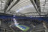 Quadra principal do US Open ganha cobertura retr�til de R$ 480 milh�es