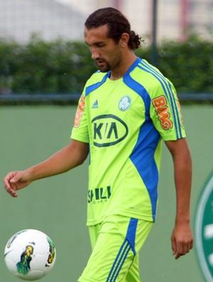 Barcos Palmeiras (Foto: Anderson Rodrigues / globoesporte.com)