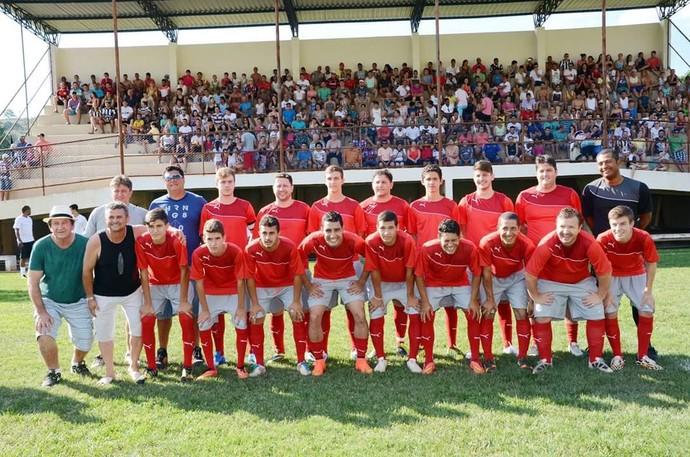 Jogo amistoso Luís Henrique Botafogo (Foto: Divulgação)