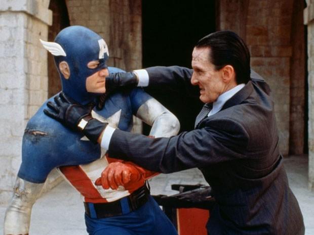 Matt Sallinger em 'Capitão América' (Foto: Divulgação)