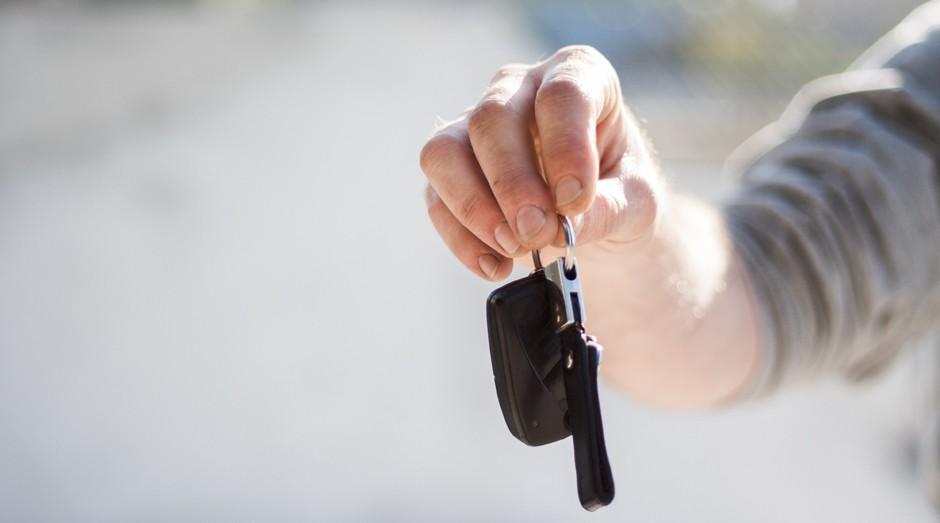 carro-usado-chave (Foto: Pexels)