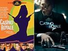 Primeiro livro do agente 007, 'Cassino royale' completa 60 anos