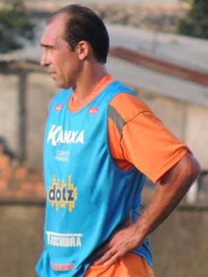 Paulo Baier meia Criciúma (Foto: João Lucas Cardoso)