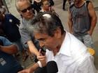 'Me deram uma bordoada', diz ex-governador do RS sobre agressão
