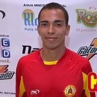 Eltinho Atibaia (Foto: Divulgação/Atlético Sorocaba)