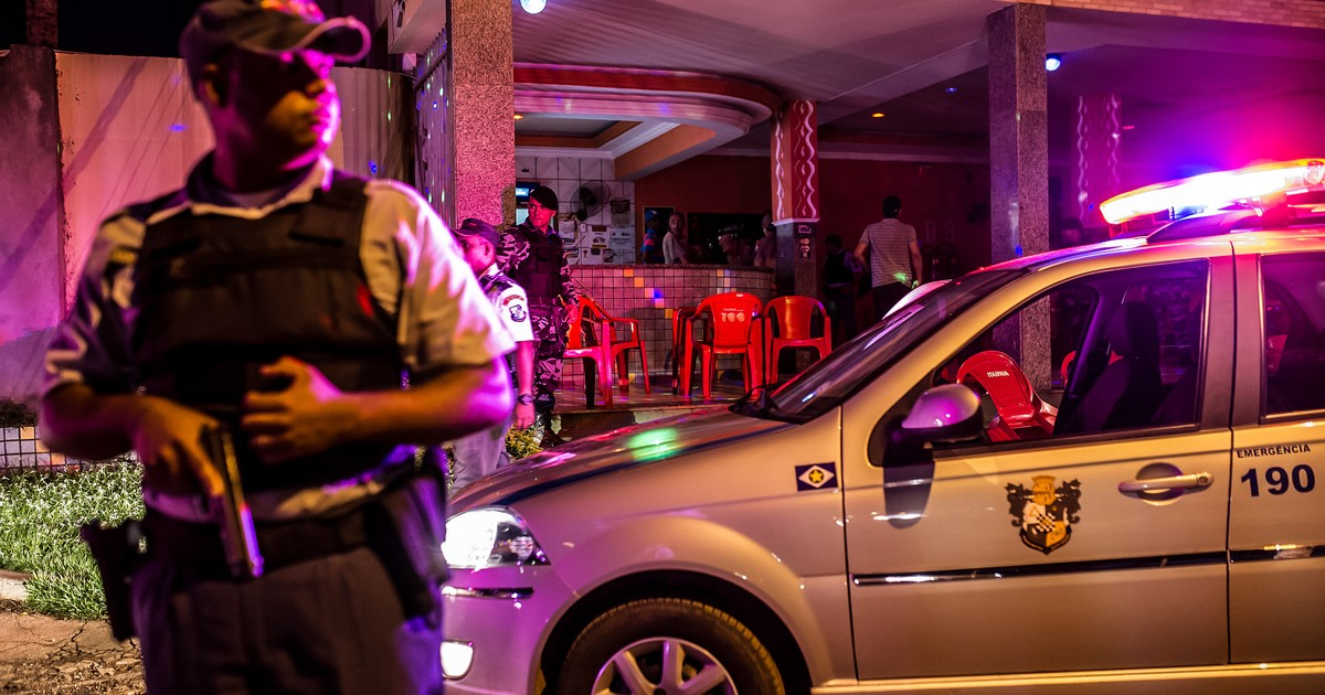 Operação faz varredura em bares e motéis de Várzea Grande (MT) - Globo.com