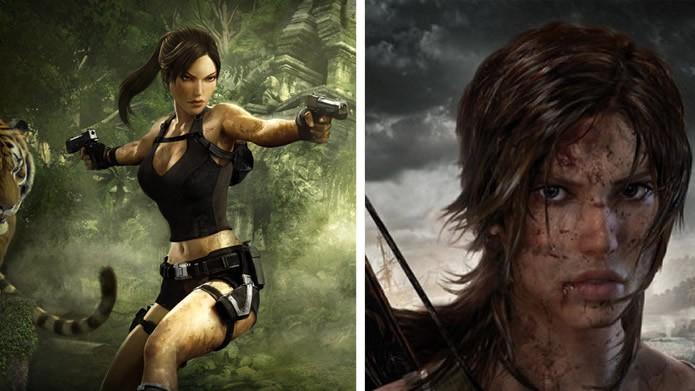 Famosa pela franquia Tomb Raider, o desenvolvimento da personalidade de Lara Croft  é um dos grandes destaques do reboot da série (Foto: Divulgação/Crystal Dynamics)