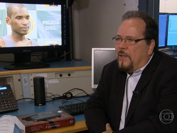 O psiquiatra Jairo Werner acredita que, em tese, Sailson não tem problemas mentais. (Foto: Reprodução/ TV Globo)