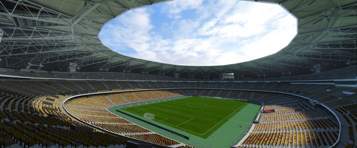 King Abdullah Sports City (Foto: Divulgação/EA)