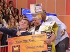 Sergipano ganha prêmio de R$ 30 mil no Caldeirão do Huck deste sábado